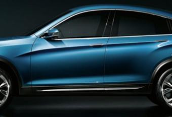 NU WEL OFFICIEEL: BMW X4 CONCEPT #1