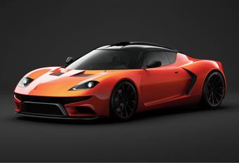 Bulleta Motors RF22 is Amerikaanse Lotus Evora #1