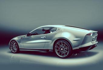 Maserati Tributo is wondermooie GranTurismo #1