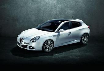 MAKE-UP: Alfa Romeo Giulietta (facelift) #1