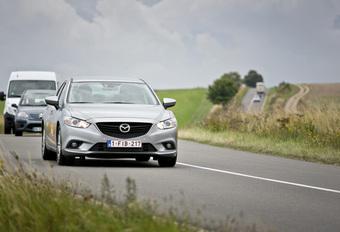 Mazda 6 Challenge (BIS) : de winnaar #1
