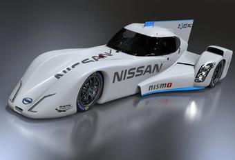 NAAR LE MANS: Nissan ZEOD RC #1