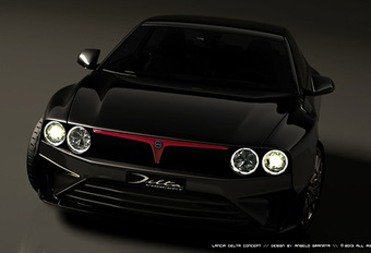 De Lancia Delta Integrale die er nooit komt... #1