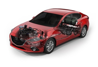 Mazda 3 ook hybride en op gas  #1