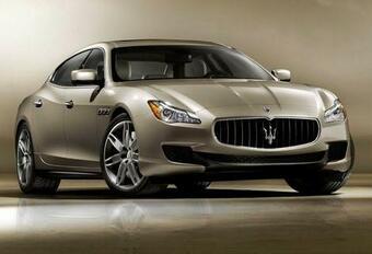 Maserati heeft iets te vertellen op Autosalon Brussel 2014 #1