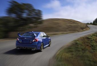 Subaru WRX STI geeft je vlinders in de buik (UPDATE) #1