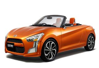 Niet (meer) voor ons: nieuwe Daihatsu Copen #1