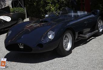 Maserati wint Concorso d'Eleganza Villa d'Este 2014 #1