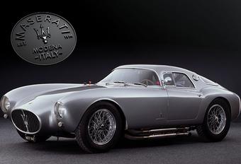 Autoworld viert een eeuw Maserati #1