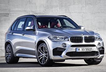 M-behandeling voor BMW X5 en X6 #1