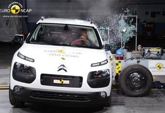 Citroën mist opnieuw topscore in Euro NCAP #1