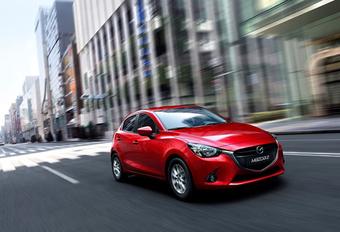 Nieuwe Mazda 2 ook klaar voor Europa #1
