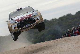 Autosport 2014: de mooiste rallyfoto's #1