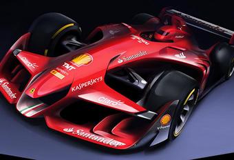 Zo ziet Ferrari de F1-toekomst #1