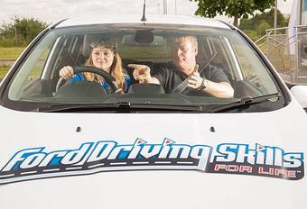 Ford leert je kinderen weer veilig rijden #1