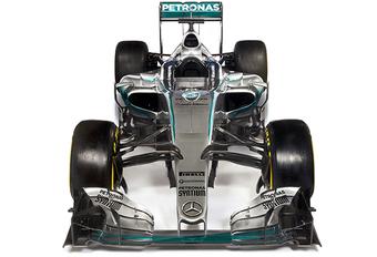 F1 2015: AMG-Mercedes W06 heeft honger #1