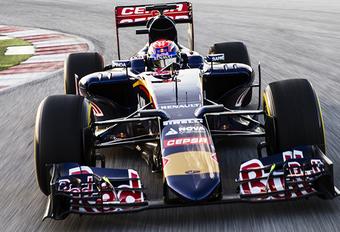 F1 2015: Toro Rosso STR10 voor jonkies #1