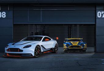 Aston en Porsche in de clinch over GT3 #1