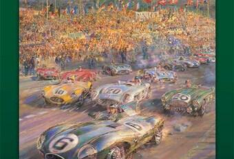 80 jaar Jaguar en andere klassiekers op Antwerp Classic Salon #1