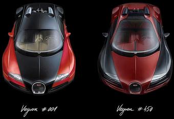 Eindelijk, ook de laatste Bugatti Veyron verkocht #1