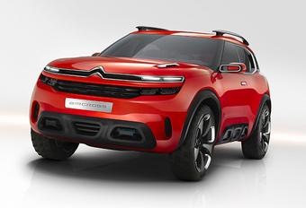 Citroën Aircross, een C4 Cactus voor het terrein #1