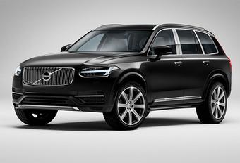 Excellence: als de Volvo XC90 een limousine wordt #1