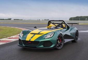 3-Eleven is snelste Lotus ooit #1