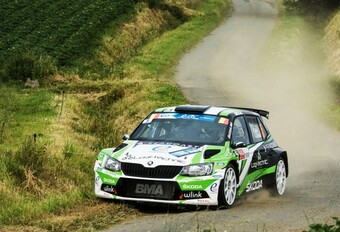 Ypres Rally: nummer 10 voor Fast Freddy #1
