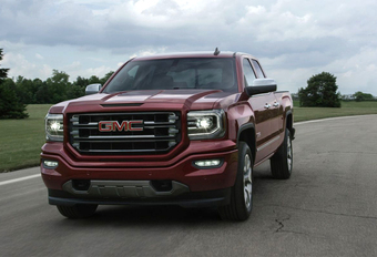 Alleen voor cowboys: Chevrolet Silverado en GMC Sierra #1