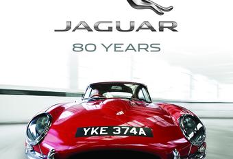 Expo 80 jaar Jaguar in Autoworld #1