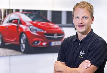Belg Pieter Ruts (33) fabrieksdirecteur bij Opel in Eisenach #1
