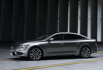 De nieuwe Laguna heet Renault Talisman #1