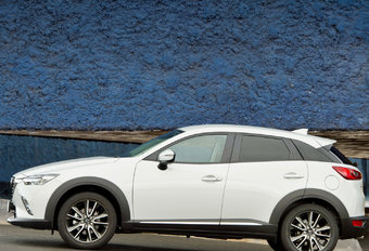 Saloncondities Mazda - Autosalon 2017 #1