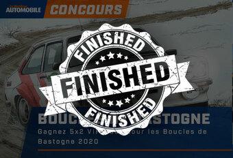 Les Legend Boucles de Bastogne 'Edition 2020' #1