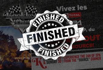 Vivez les 24 Hours of Spa depuis le V.I.P. du Knokke Out de La Source! #1