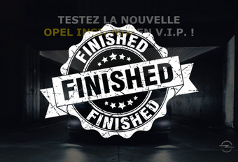 Testez la nouvelle Opel Insignia en V.I.P.! #1