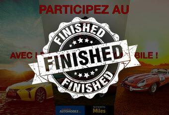 Participez au Zoute Grand Prix avec Miles et Le Moniteur Automobile! #1