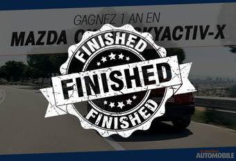 Gagnez un an en Mazda CX-30 Skyactiv-X ! #1