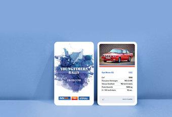 Opel Manta GSi 1988 - WOLFS-FLAMING