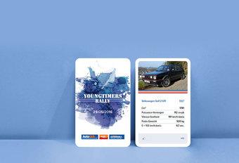 Volkswagen Golf 2 GTI 1987 - #AD