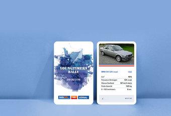 BMW E30 320i coupé 1988 - NICE ET NIE