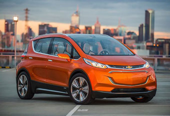 Chevrolet Bolt, de elektrische auto van de toekomst? #1