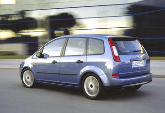 Ford Focus C-Max en Opel Meriva #1