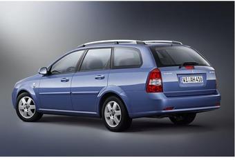 GM Daewoo #1
