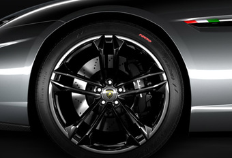 Lamborghini met vier deuren #1