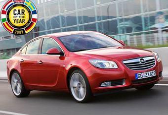 Auto van het Jaar 2009: Opel Insignia #1