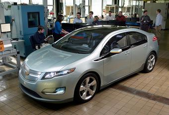 GM produira les batteries de la Volt  #1