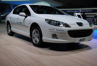 Peugeot 407 1.6 HDi FAP  #1