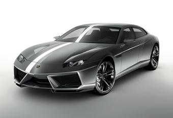 Speculaties over de Lamborghini Estoque #1
