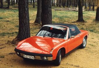40 ans de la VW-Porsche 914  #1